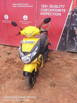 Good Condition Honda Dio Std with Warranty |  5565 Bangalore