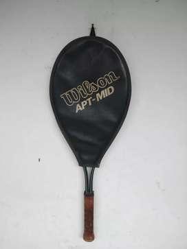Raket tenis wilson mulus siap pake