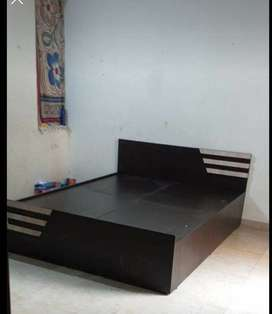 branded without storage bed at factory price