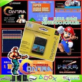MemoryCard PS2 isi 1200 Game Nintendo