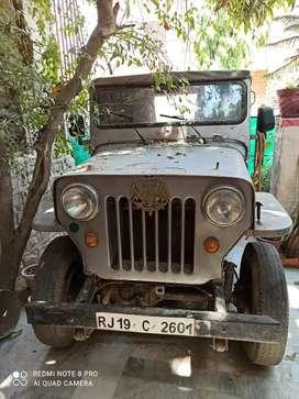 Mahindra Jeep 1984
