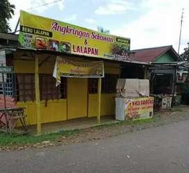 Take over warung