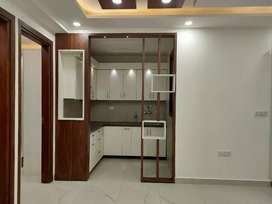 3bhk Ltype with car parking and lift.Metro distance 200mtr