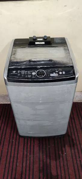 Gently used automatic washing machines