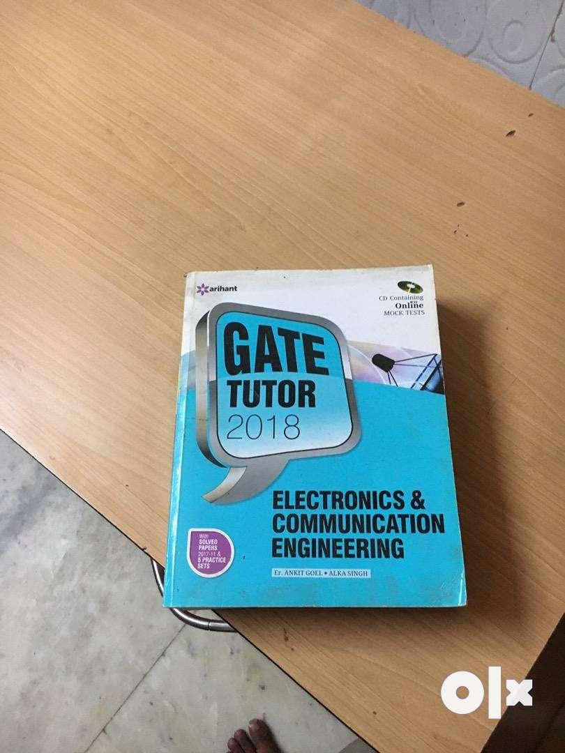 Gate 2018 ELECTRONICS AND COMMUNICATION ENGG 0