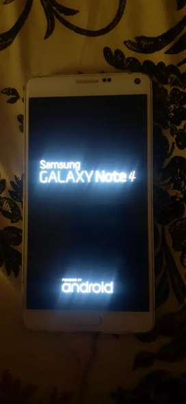 Samsung Galaxy Note 4 panel only