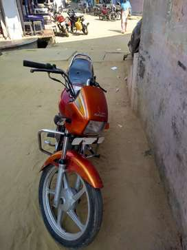 Hero Honda splender moter cycle in very good condition