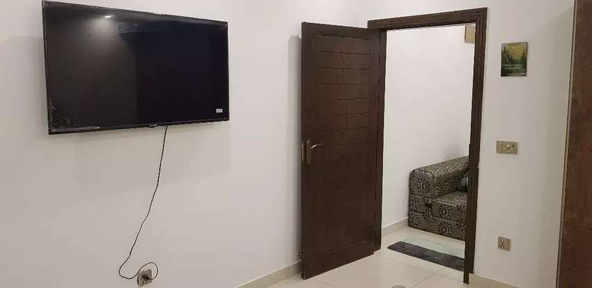 Furnished apartment for rent on Daily basis 0