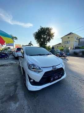 Toyota Agya TRD Sportivo 2017 Automatic