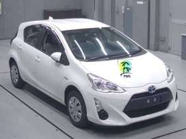 Toyota Aqua 2019 get on easy installment