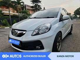 [OLXAutos] Honda Brio 1.2 E Bensin AT 2014 Putih #Kanza