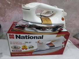 National  iron All barnds available