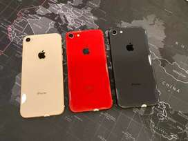 Refurbished Apple iPhone 8 64GB 2GB RAM all clours available in stockI