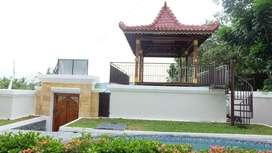 Grand Bale Home & Resort, Resort dengan Infinity Pool View persawahan