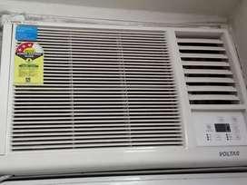 Window AC 1 ton with Stabiliser