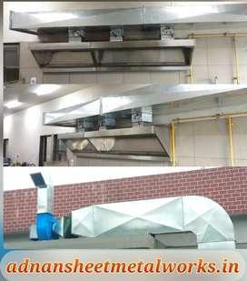Kitchen Exhaust Chimney
