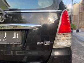 Toyota Kijang Innova 2.0 G Luxury Bensin Matic 2008 DP 15jt aja
