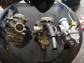 3 karburator, skydrive, beat dan PE28