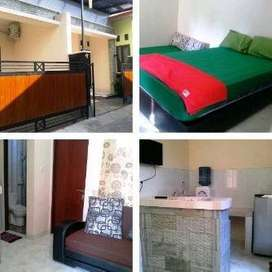 Sewa rumah bulanan ,tahunan fully furnished di bali murah