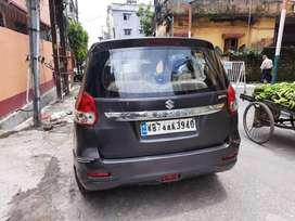 Maruti Suzuki Ertiga VXI, 2016, Petrol