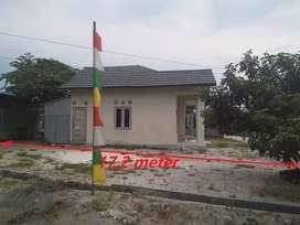 Dijual rumah type 36 dengan luas tanah 229 m2