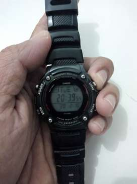 Jual Casio w-s200H tough solar full original
