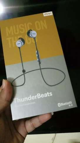 Urgent sale Mivi thunder bluetooth headphones