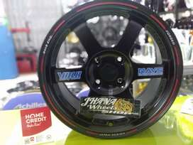 Velg Rays Ring 15 X 7 pcd 100 boss