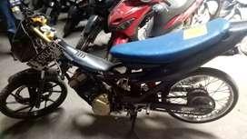 New Satria FU Tahun 2012 DR4904DZ (Raharja Motor Mataram)