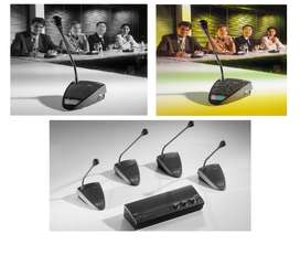 Philips Audio Video Conference, Restmoment Audio Delegate Unit