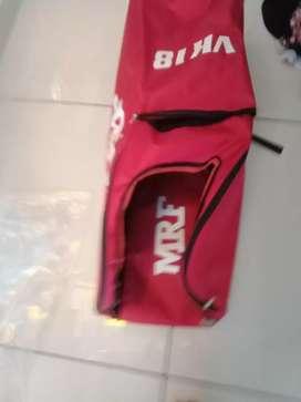 Cricket, kit back, not even taken out,