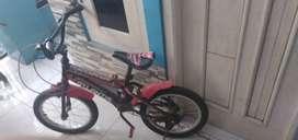 Sepeda anak kinyis2 ring 16