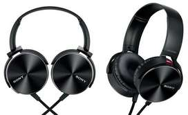 BRANDED SONY HEADPHONE WITH EXTRA BAZZ IN BEST QUALITY RS. 350/-ONLY