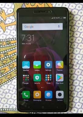 Mi note 4 at new condition