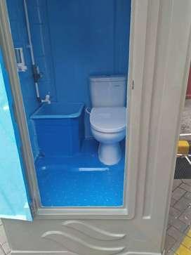 toilet portable VIP fasilitas super lengkap MODERN & SIMPLE