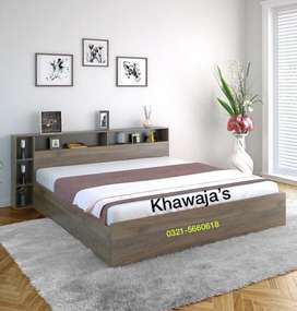 New Bed king size