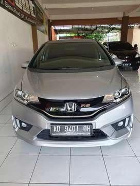 Honda Jazz RS manual 2016 KM 30rb