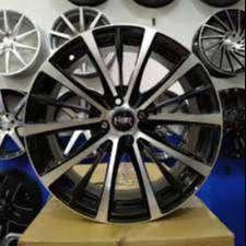 velg mobil racing ring 17 bisa buat mobil Baleno,Vios,City All New
