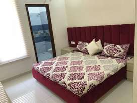 2BHKflats Ready to move with fully furnished flat sec-125