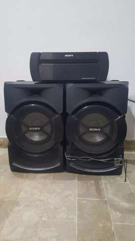Sony Home Audio system SHAKE-X3D