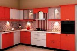 best quality modular kitchen in raipur, free demo designs available