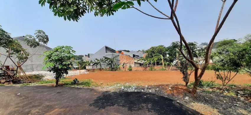 Kavling 119 m² Ciater BSD dekat Stasiun Sudimara 0