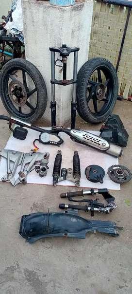 Pulsar 150 spare parts