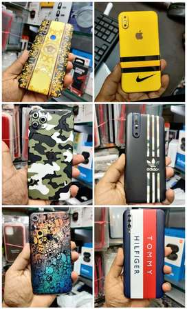Mobile skin to iPhone / Samsung /OnePlus nord  /real/ apple/ vivo