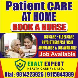 Patient care at home