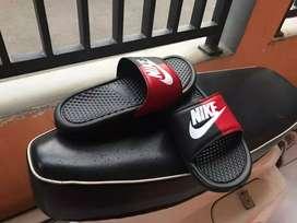 Sandal Nike Benassi Black Red original