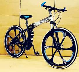 NEW  MAC WHEEL 21 GEARS  FOLDING CYCLE AVAILABLE