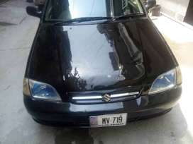 Good condition cultus 2008 urgent sale
