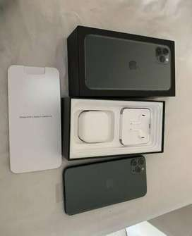 Iphone 11 Pro Max GREEN PTA APPROVED