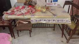 Home Dining Table Good Condition Available